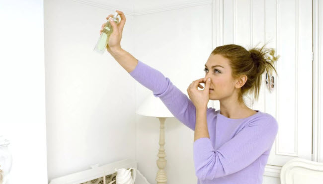 Устранение запаха